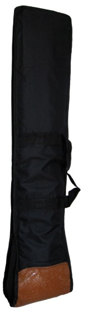 600D Erhu Bag with Double 10mm Sponge Padded and lined