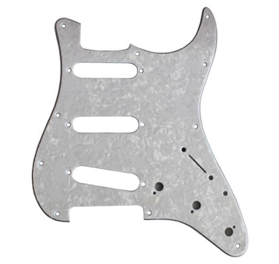 S-S-S Guitar PickGuards