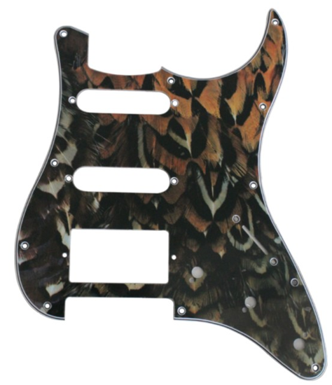 S-S-H Guitar PickGuards