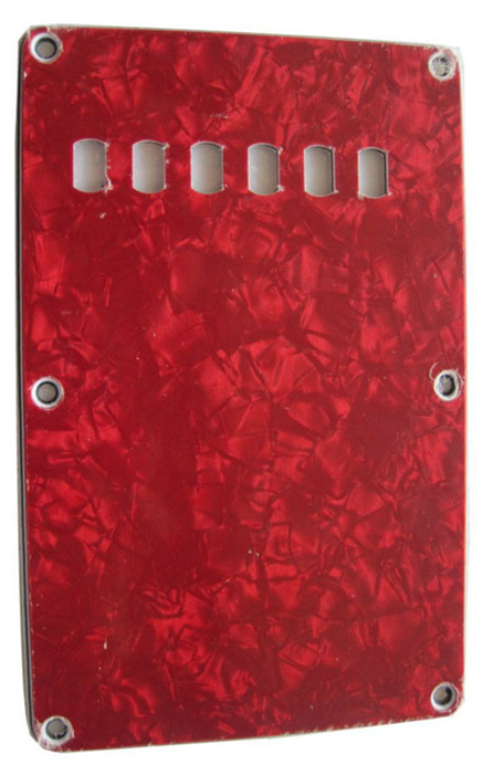 Electric Guitar Back Plate Cover