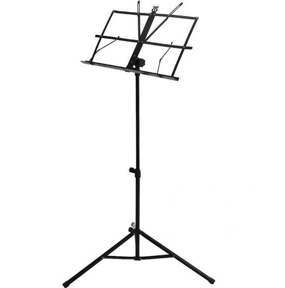 Adjustable Folding Sheet Music Stand