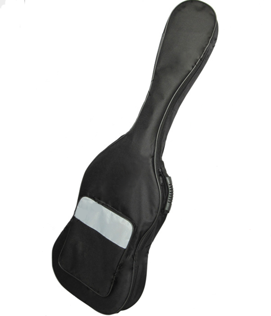 600D Electric Guitar Gig Bag with Double 20mm Sponge Padded and lined
