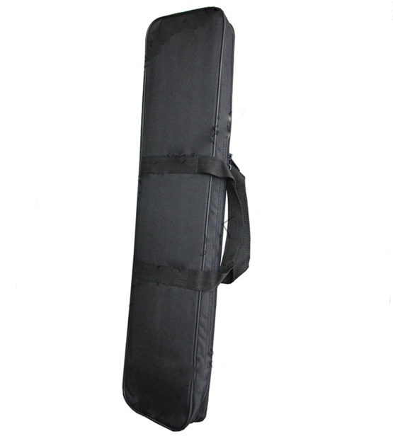 600D Flute Bag with Double 10mm Sponge Padded and lined